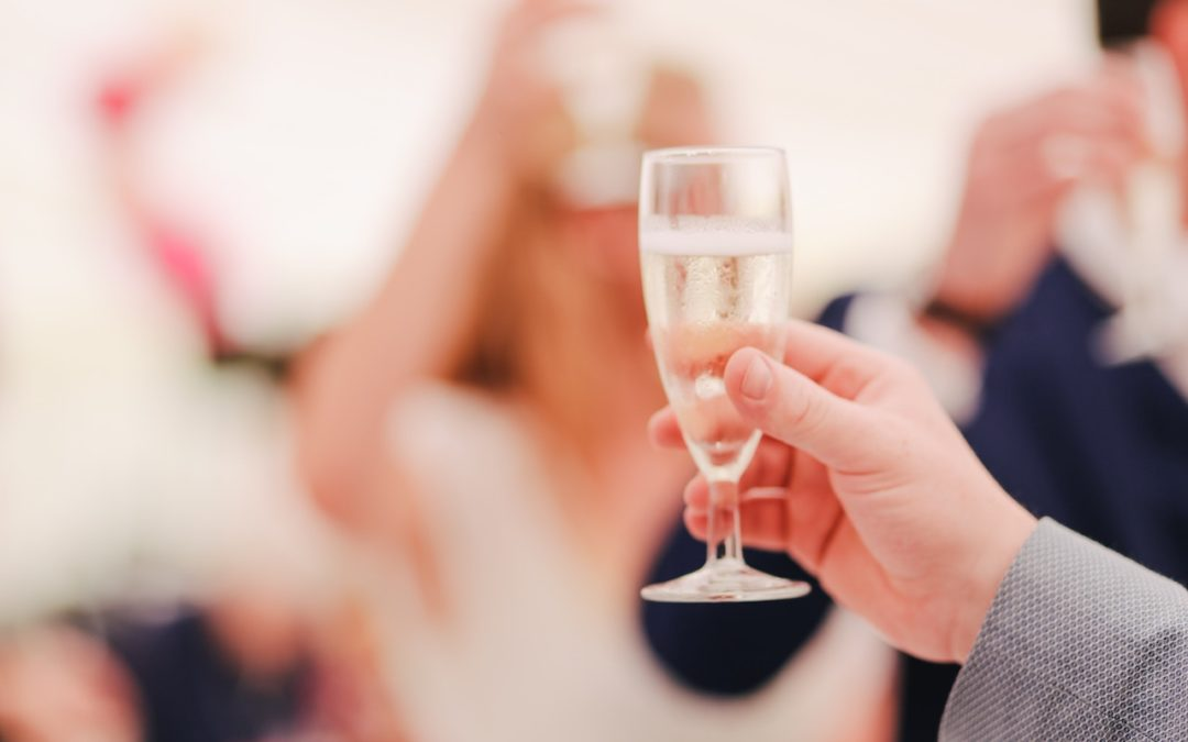 Tips on Giving a Wedding Toast